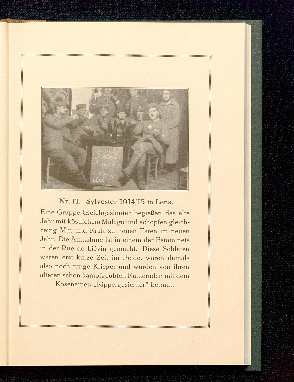 Aus Hermann Thomas Müller, Lens - Loretto - Champagne: 100 photographische Aufnahmen mit Erläuterungen, Karlsruhe und Leipzig 1916. Digitalisiert durch die BLB Karlsruhe.