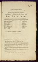24.10.1814 <<La>> cambiale di matrimonio [Federici, Camillo]