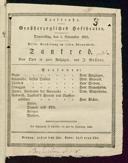 3.11.1825 Tancredi [Rossini, Gioachino]