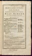 4.5.1826 <<Les>> deux journées ... [Cherubini, Luigi]