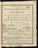 27.7.1826 Tancredi [Rossini, Gioachino]