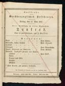 11.5.1827 Tancredi [Rossini, Gioachino]
