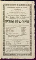 15.11.1833 <<Le>> maçon [Auber, Daniel-François-Esprit]
