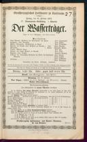 25.2.1853 <<Les>> deux journées ... [Cherubini, Luigi]