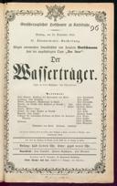 25.9.1853 <<Les>> deux journées ... [Cherubini, Luigi]