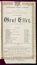 19.6.1856 Graf Essex [Laube, Heinrich]