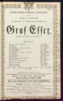 31.8.1856 Graf Essex [Laube, Heinrich]