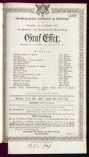 18.12.1856 Graf Essex [Laube, Heinrich]