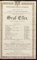 5.5.1857 Graf Essex [Laube, Heinrich]
