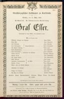 15.3.1859 Graf Essex [Laube, Heinrich]