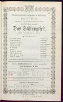 11.3.1872 <<Das>> Stiftungsfest [Moser, Gustav von]