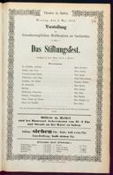 6.5.1872 <<Das>> Stiftungsfest [Moser, Gustav von]