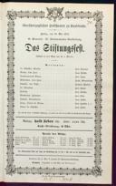 10.5.1872 <<Das>> Stiftungsfest [Moser, Gustav von]