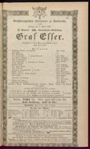 8.4.1881 Graf Essex [Laube, Heinrich]