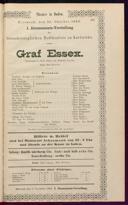 25.10.1882 Graf Essex [Laube, Heinrich]