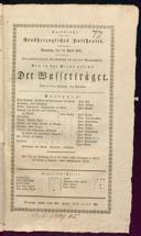 29.4.1832 <<Les>> deux journées ... [Cherubini, Luigi]