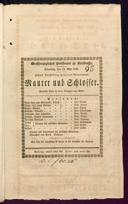 29.5.1832 <<Le>> maçon [Auber, Daniel-François-Esprit]