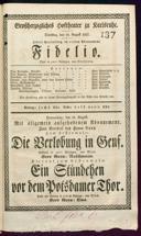 29.8.1837 Fidelio [Beethoven, Ludwig van]