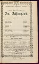 19.2.1874 <<Das>> Stiftungsfest [Moser, Gustav von]