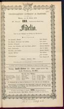 19.10.1874 Fidelio [Beethoven, Ludwig van]