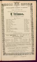 27.10.1874 Ultimo [Moser, Gustav von]