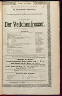 5.1.1876 <<Der>> Veilchenfresser [Moser, Gustav von]