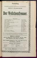 18.9.1876 <<Der>> Veilchenfresser [Moser, Gustav von]
