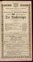 15.3.1883 <<Les>> deux journées ... [Cherubini, Luigi]