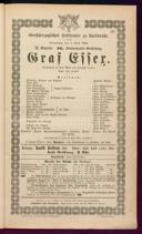 3.4.1884 Graf Essex [Laube, Heinrich]
