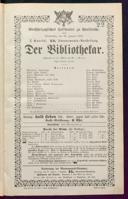 26.1.1888 <<Der>> Bibliothekar [Moser, Gustav von]