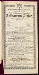 25.3.1890 Tristan und Isolde [Wagner, Richard]