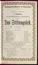 31.1.1892 <<Das>> Stiftungsfest [Moser, Gustav von]