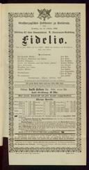 10.10.1896 Fidelio [Beethoven, Ludwig van]