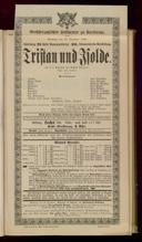 13.12.1896 Tristan und Isolde [Wagner, Richard]