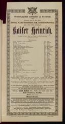 18.5.1897 Kaiser Heinrich [Wildenbruch, Ernst von]