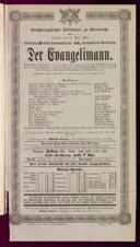 28.3.1899 <<Der>> Evangelimann [Kienzl, Wilhelm]