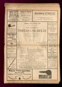 6.2.1926 Tristan und Isolde [Wagner, Richard]