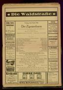 9.7.1926 <<Der>> Zigeunerbaron [Strauss, Johann]