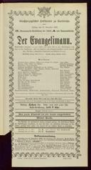 13.11.1903 <<Der>> Evangelimann [Kienzl, Wilhelm]