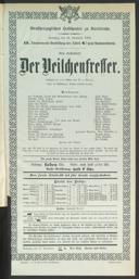 12.11.1904 <<Der>> Veilchenfresser [Moser, Gustav von]