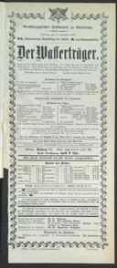 6.12.1904 <<Les>> deux journées ... [Cherubini, Luigi]