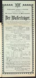 29.12.1904 <<Les>> deux journées ... [Cherubini, Luigi]