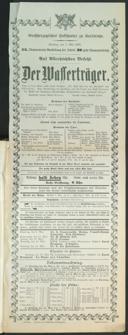 7.5.1905 <<Les>> deux journées ... [Cherubini, Luigi]