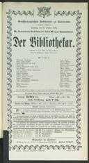 10.10.1905 <<Der>> Bibliothekar [Moser, Gustav von]