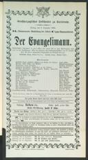 8.12.1905 <<Der>> Evangelimann [Kienzl, Wilhelm]