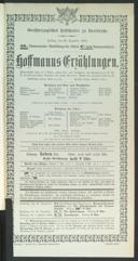 29.12.1905 <<Les>> contes d'Hoffmann [Offenbach, Jacques]