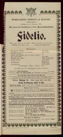 13.11.1906 Fidelio [Beethoven, Ludwig van]