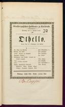 5.1.1840 Otello ... [Rossini, Gioachino]